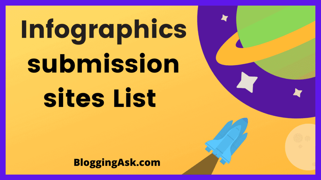 Infographics submission sites list