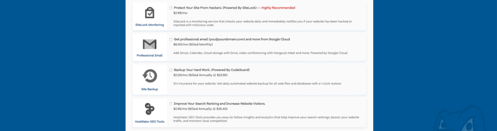 hostgator seo tools