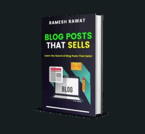 Blog Post That sells
