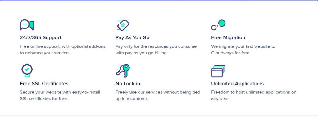 Cloudways services