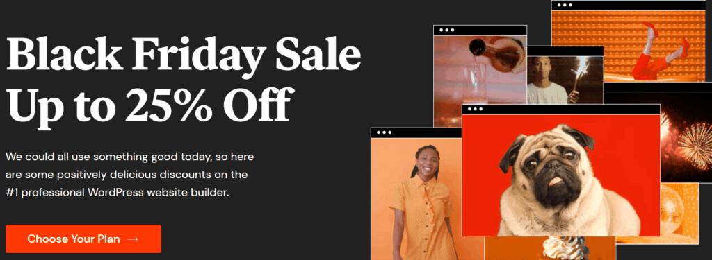 elementor black friday discount 2020
