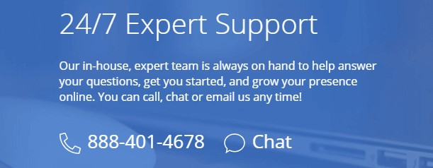 Bluehost expert support