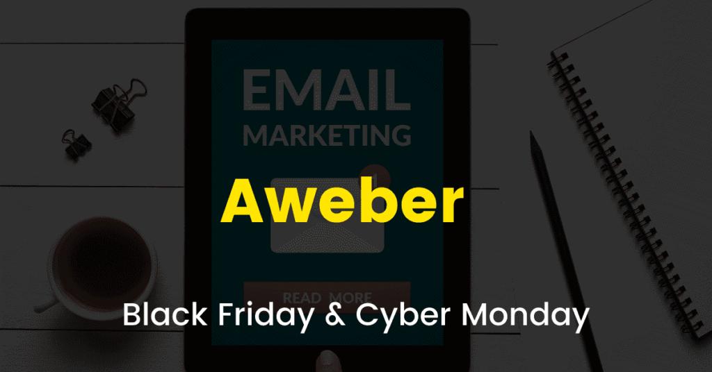 Aweber Black Friday