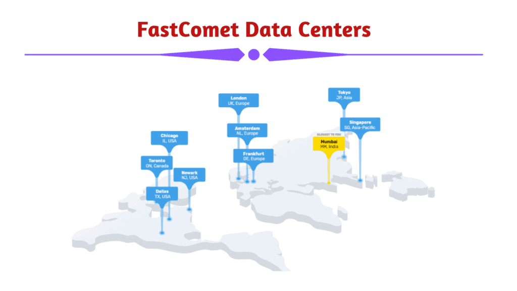 FastComet Black Friday promotions