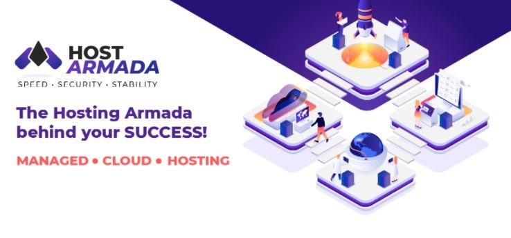 Hostarmada Black Friday Deals 2020 – Get up to 80% Discount on all plans 1