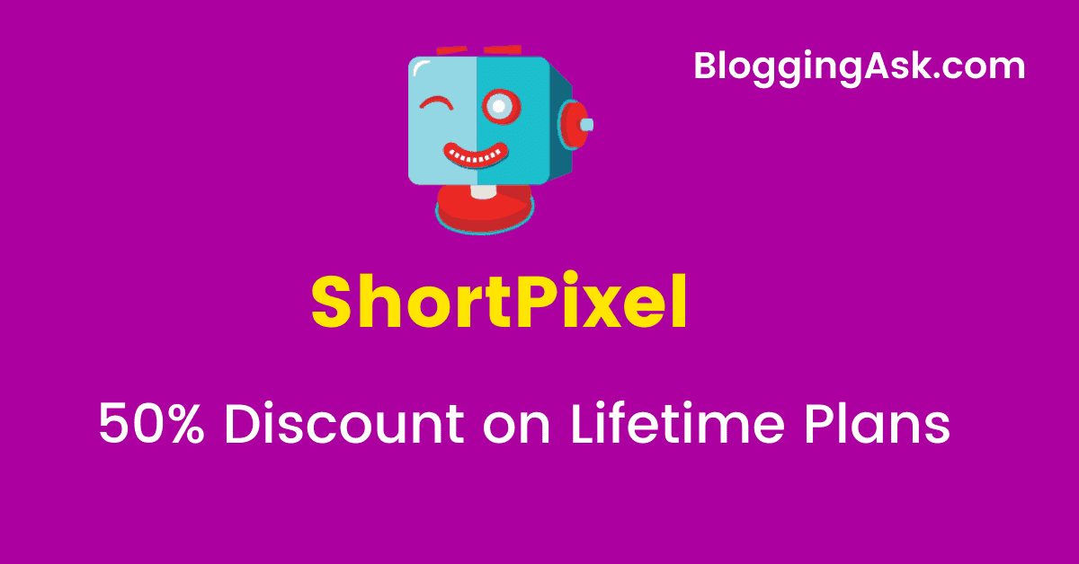 ShortPixel Coupon code