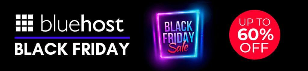 bluehost black friday sale 2020