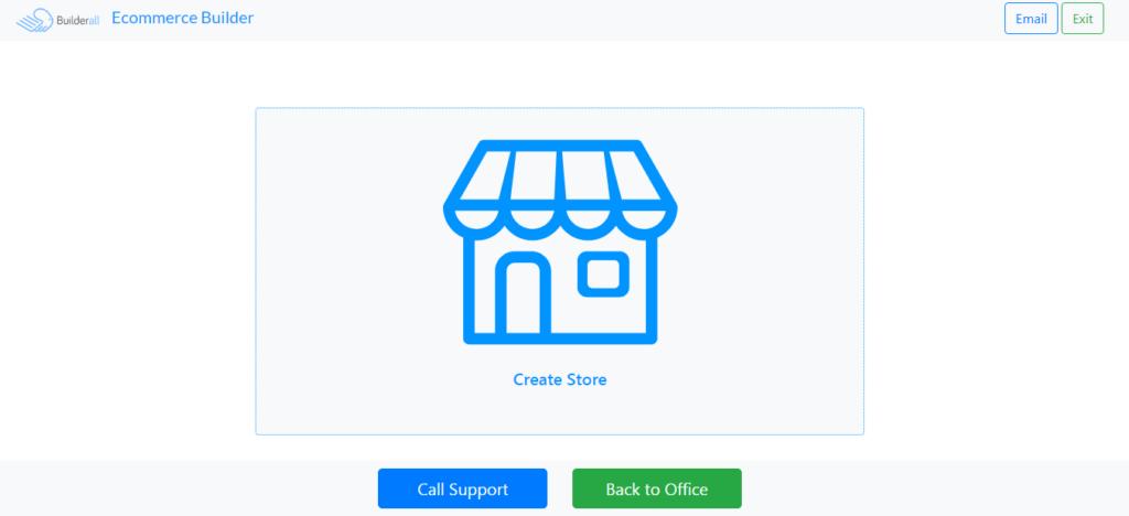 Builderall e-commerce builder
