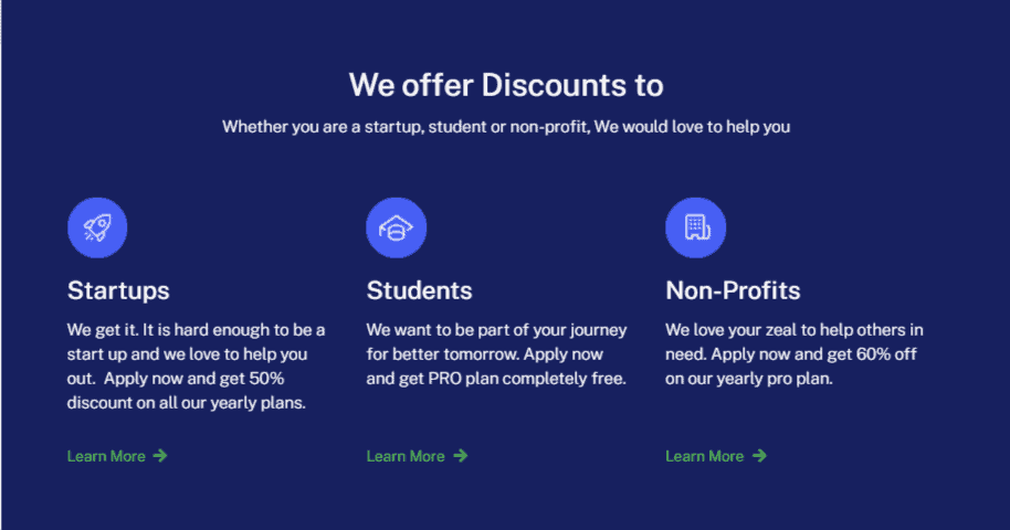 Qwary student discount