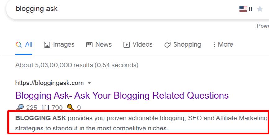 blogging-ask-Google-Search
