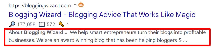 bloggingwizard blog discription