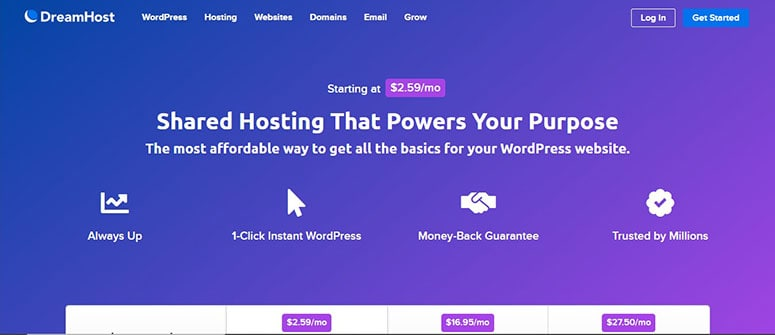 dh-shared-hosting