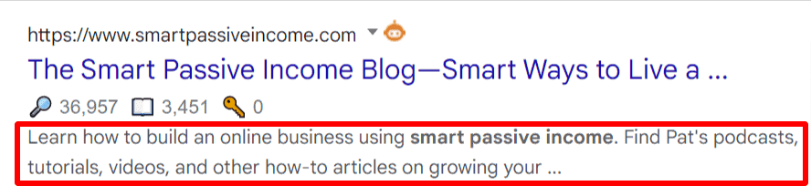 smartpassiveincome blog discription