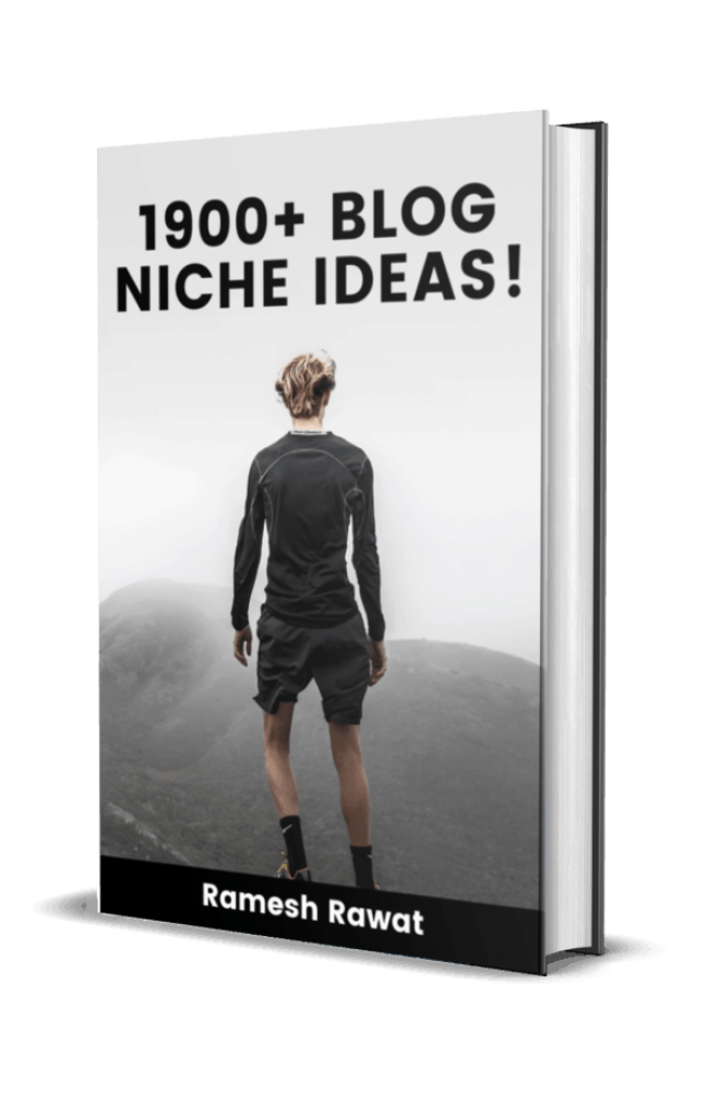 1900 blog niche ideas